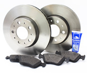 "Volvo Brake Kit 11"" 5 Piece - Brembo KIT-P80280FTBK2P5"
