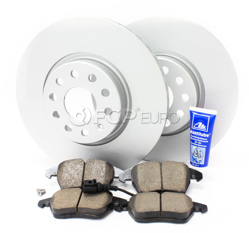 Audi VW Brake Kit - Meyle/Akebono B6MK5BRK
