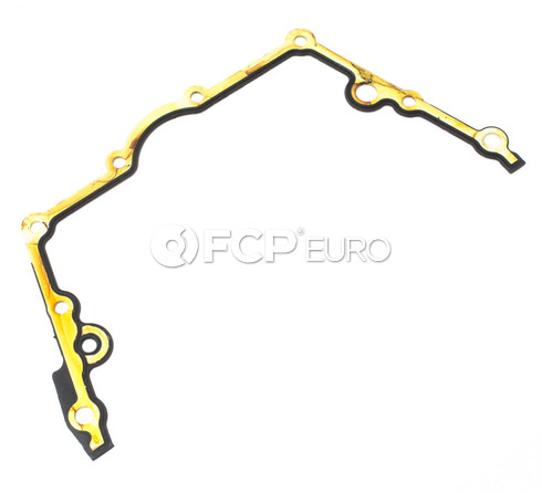 BMW Timing Cover Gasket Left Upper (X5) - Genuine BMW 11147543301