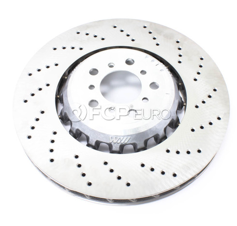 BMW Brake Disc (F06 F10 F12 F13 M5 M6) - Genuine BMW 34112284102