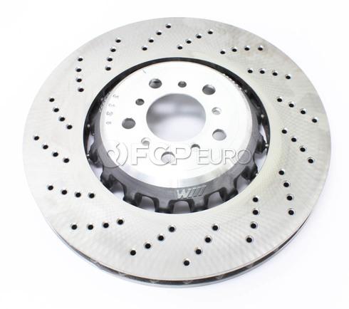 BMW Brake Disc (F06 F10 F12 F13 M5 M6) - Genuine BMW 34112284101