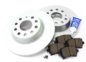 Audi VW Brake Kit - Meyle KIT-511943