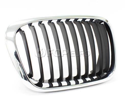 BMW Kidney Grille Right (Chrome) - Genuine BMW 51138208488