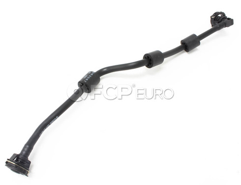 BMW Engine Coolant Recovery Tank Hose (M3) - Genuine BMW 11537838219