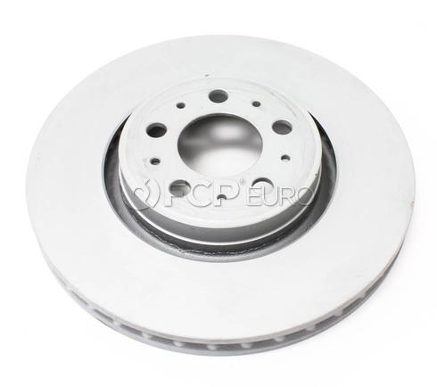 """Volvo Brake Disc 12.6 """" (S60 V70 S80 XC70) - Zimmerman 9475266"""
