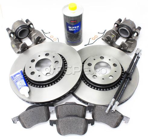 Volvo Brake Kit - Brembo KIT-P2305FTBK2P10