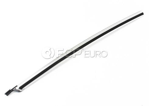 BMW Strip Column A Right (Alu Matt) - Genuine BMW 51767165004
