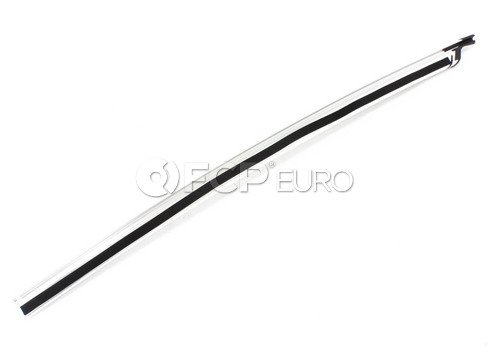 BMW Strip Column A Left (Alu Matt) - Genuine BMW 51767165003