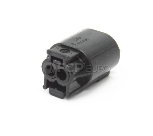 Mercedes Electrical Connector (2-Pin) - Genuine Mercedes 2105402081