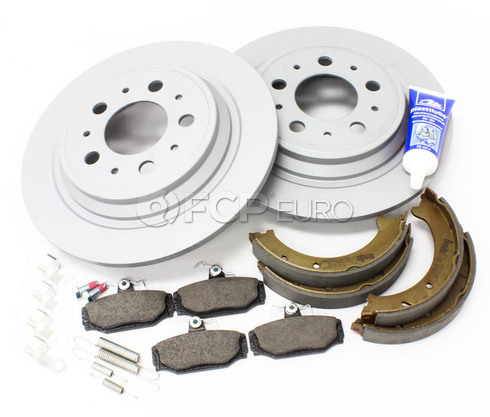 Volvo Brake Kit - Zimmerman KIT-516405