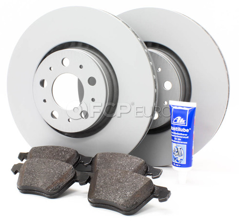 Volvo Brake Kit - Zimmerman KIT-P2316FTBK2P5