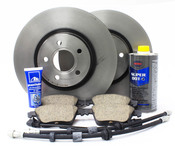 Volvo Brake Kit - Brembo KIT-524652