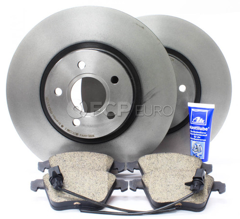 "Volvo Brake Kit 12.6"" Front 5 Piece (S40 V50 C70) - Brembo KIT-P1320FTBK2P5"