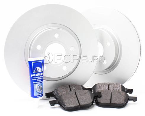 "Volvo Brake Kit 11.81"" Front 5 Piece (C30 S40 V50 C70) - Meyle KIT-P1300FTBK3P5"