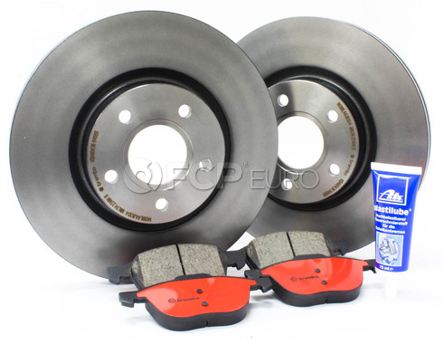 Volvo Brake Kit 3 Piece - Brembo KIT-P1300FTBK2P5