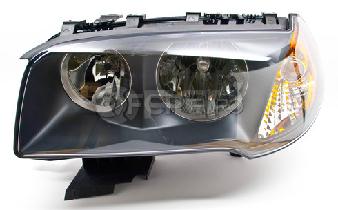 BMW Headlight Left - Genuine BMW 63123418423
