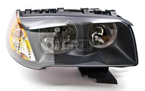 BMW Headlight Assembly Right (X3) - Hella 63123418424