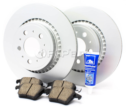 Volvo Brake Kit Rear (XC90) - Meyle KIT-P2XC90RBKT3P5