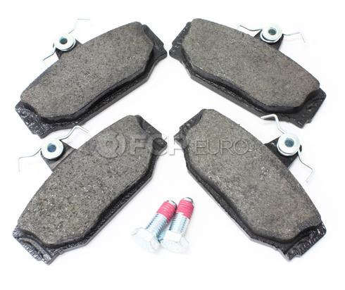 Volvo Brake Pad Set (760 940 960 S90 V90) - Textar 31261186