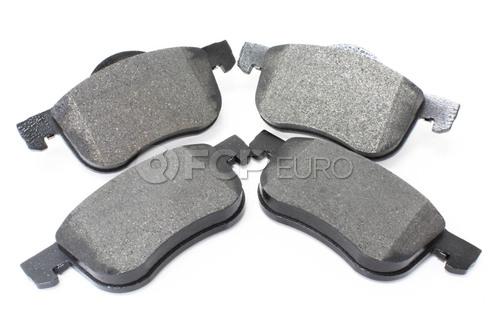 """Volvo Brake Pad Set 12.6"""" (S60 V70 XC70 S80) - Textar 31262503"""