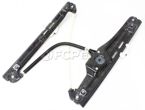 BMW Window Regulator Front Right (X3) - Genuine BMW 51357382135