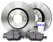 "Volvo Brake Kit 11"" 5 Piece - Genuine Volvo KIT-P80280FTBKP5"
