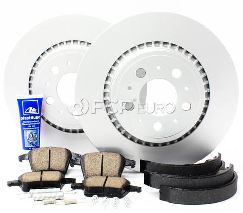 Volvo Brake Kit Rear (XC90) - Meyle KIT-P2XC90RBKT3P7
