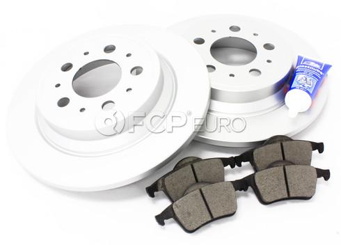 Volvo Brake Kit Rear (S60 V70 XC70 S80) - Meyle KIT-P2REARBKKT3P5