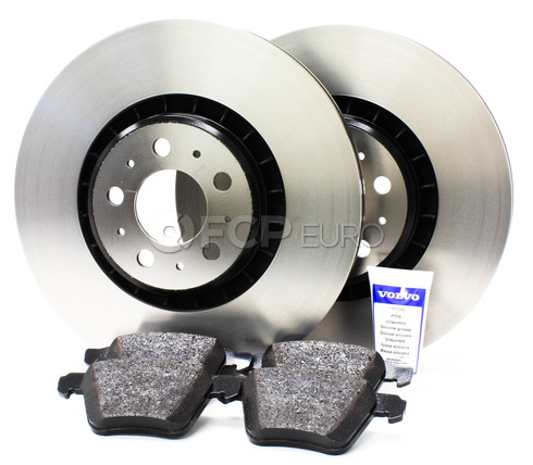 "Volvo Brake Kit Front 13.23""  5 Piece (XC90) - Genuine Volvo KIT-P2336FTBKP5"