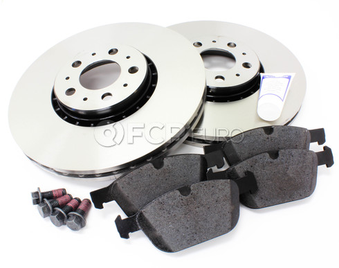 Volvo Brake Kit - Genuine Volvo KIT-P2328FTBKP5