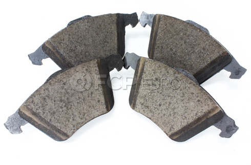 "Volvo Brake Pad Set 12.6"" (S40 V50 C70) - Genuine Volvo 31212184"
