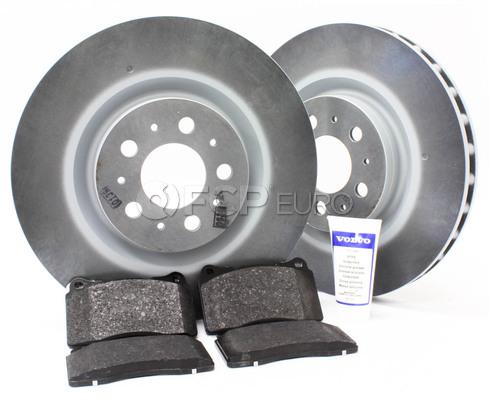 """Volvo Brake Kit Front 13""""  5 Piece (S60R V70R) - Brembo S60RBK2"""