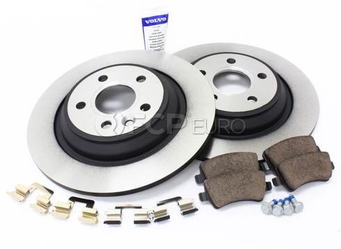 Volvo Brake Kit Rear (S60 V60) - Genuine Volvo KIT-P3SV60RRSOLKTP5