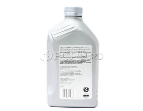 Audi VW Auto Transmission Fluid (1 Liter) - Genuine VW Audi G060162A2