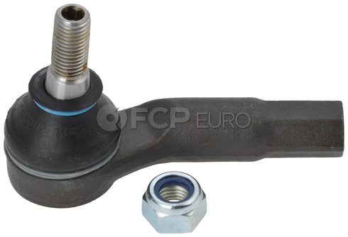 VW Tie Rod End Right Outer (Beetle Golf Jetta) - TRW 1J0422812B