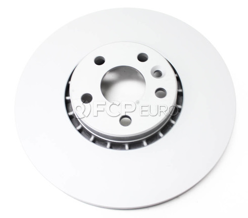 "Volvo Brake Disc 12.91"" (XC60) - Zimmerman 31277342"