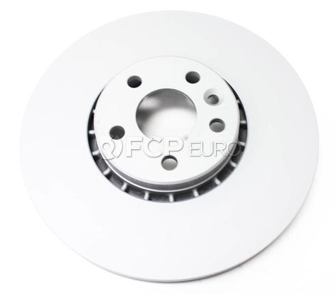 """Volvo Brake Disc 12.91"""" (XC60) - Zimmerman 31277342"""
