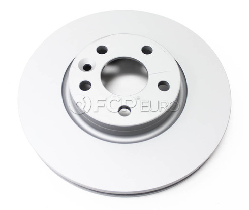 "Volvo 11.81"" Brake Disc - Zimmerman 31341382"