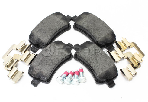 Volvo Brake Pad Set - Textar 30671575