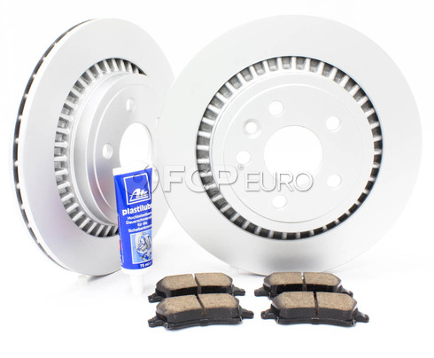 Volvo Brake Kit Rear (XC60) - Meyle KIT-P3XC60REARKT3P5
