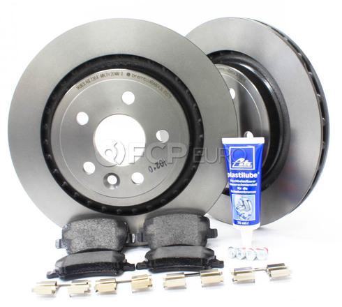 Volvo Brake Kit Rear (S60 V60 V70 XC70 S80) - Brembo KIT-P3REARVENTEDKT2P5