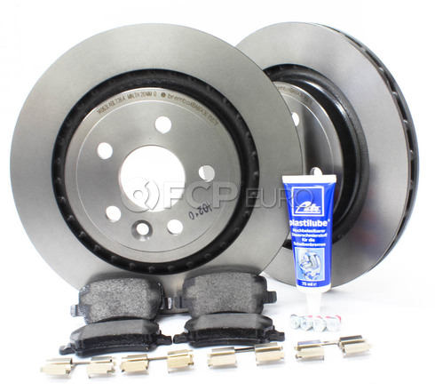 Volvo Brake Kit - Brembo/Textar KIT-519065