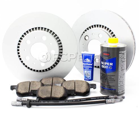 Volvo Brake Kit - Meyle KIT-P2305FTBK3P8