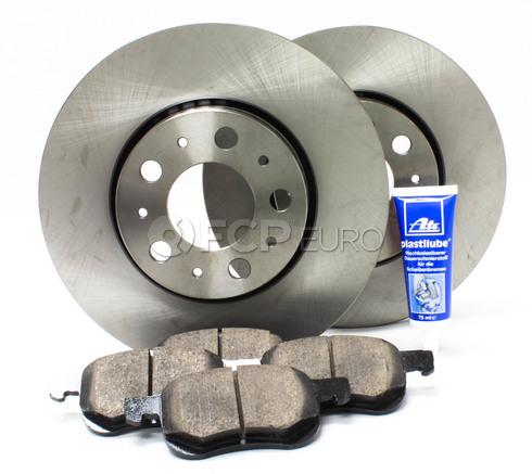 Volvo Brake Kit - Meyle KIT-P2286FTBK3P5