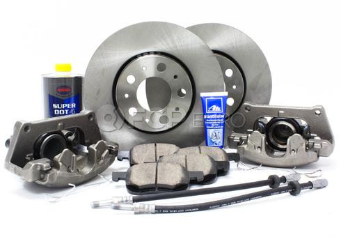 Volvo Brake Kit - Meyle KIT-P2286FTBK3P10