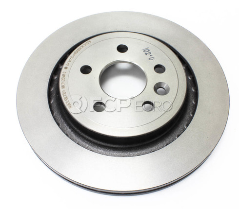 Volvo Brake Disc Rear (S60 V70 XC70 S80) - Brembo 31341483
