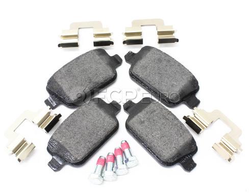 Volvo Disc Brake Pad Rear (V70 XC70 S80) - Textar 30671576
