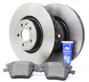 "Volvo 13.23"" Brake Kit - Brembo P3336FTBK2P5"