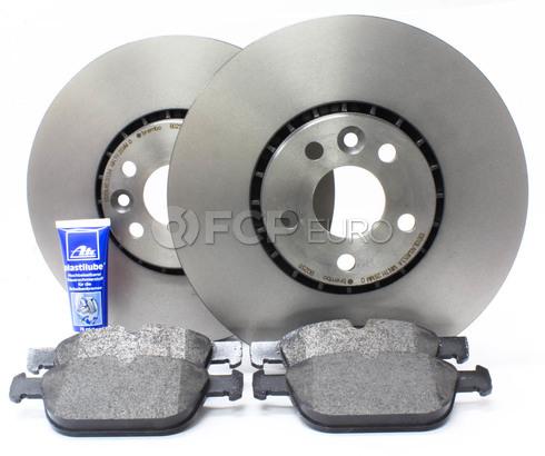 "Volvo Brake Kit 12.91"" Front 5 Piece (XC60) - Brembo P3328FTBK2P5"