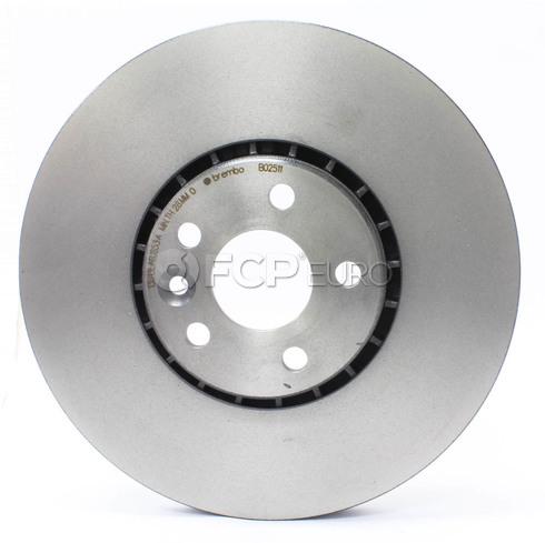 """Volvo 12.91"""" Brake Disc - Brembo 31277342"""